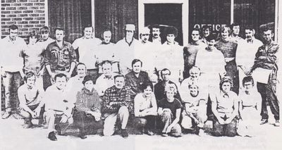 Photo: Employees of Earlton Manufacturing Co. Ltd.