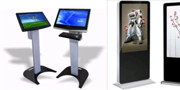 digital signage, ds, wayfinding, interactive displays, kiosks, gesture control, brightsign, intevi