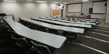 classroom, training room, training, lecture, student, content sharing, lectern, lectern av, present
