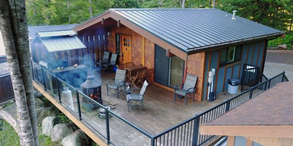 Your Cottage and deck