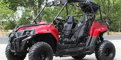 Link to UTV's and Go - Karts page
