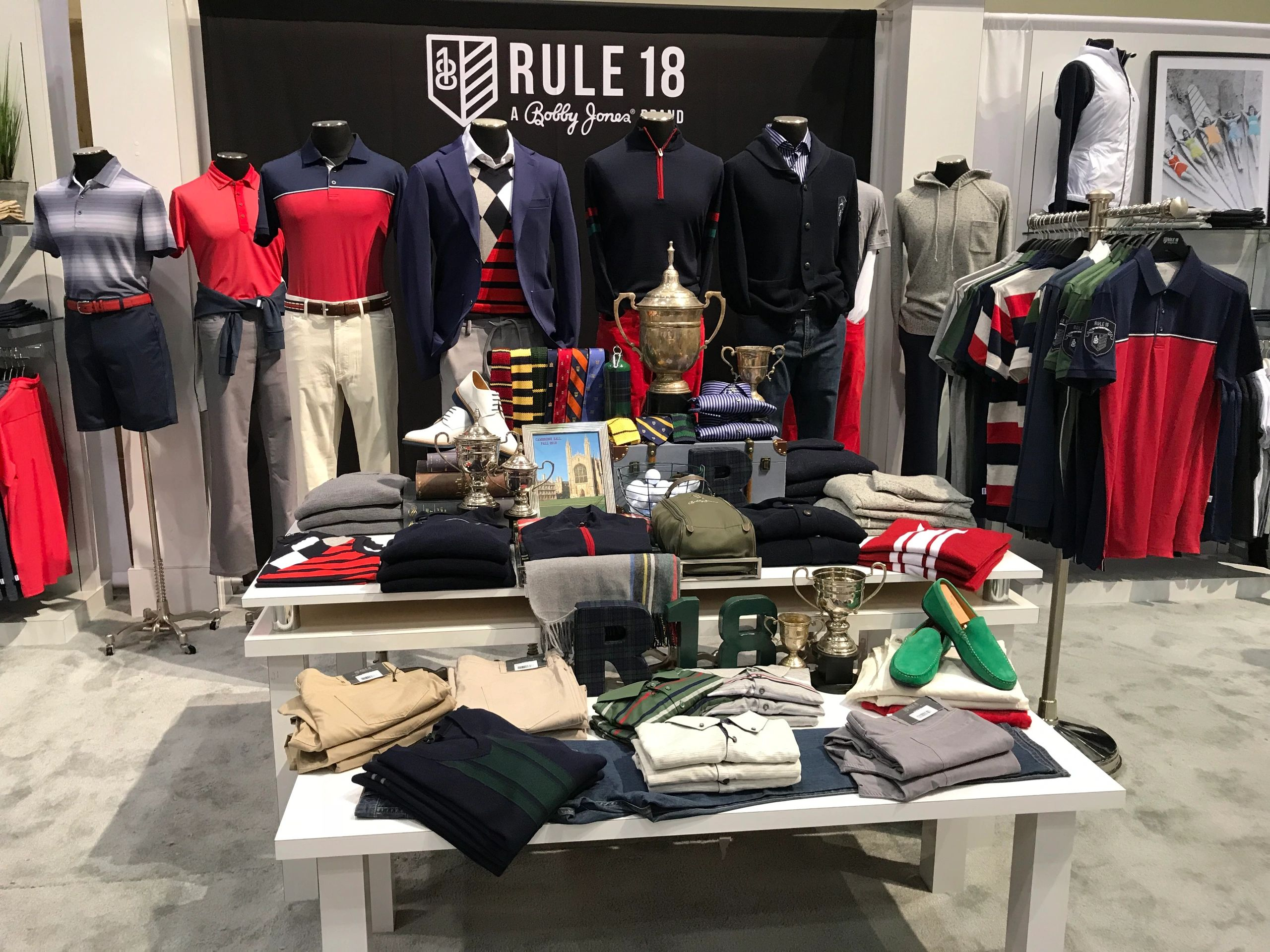 "{""blocks"":[{""key"":""9klcq"",""text"":""Visual Merchandising for a men's golf apparel company's trade show booth styled as a retail pro shop."",""type"":""unstyled"",""depth"":0,""inlineStyleRanges"":[],""entityRanges"":[],""data"":{}}],""entityMap"":{}}"