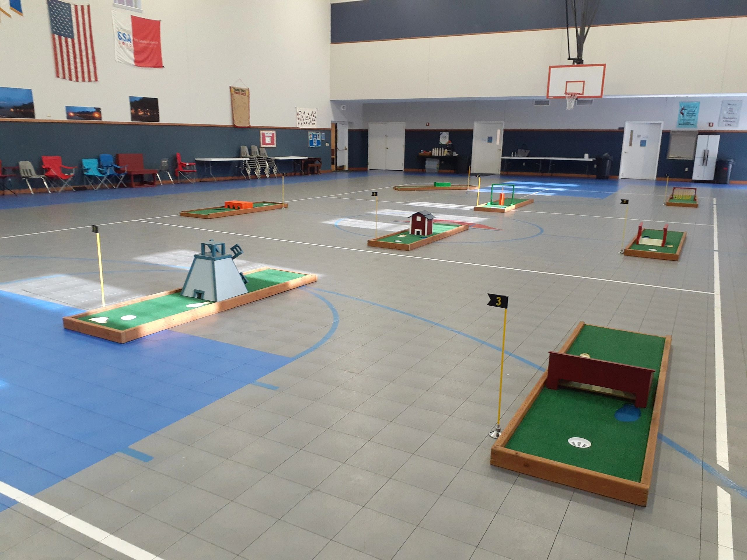Book Our Miniature Golf For Wedding Receptions, Birthdays, Schools,Churches, Employee Appreciation,