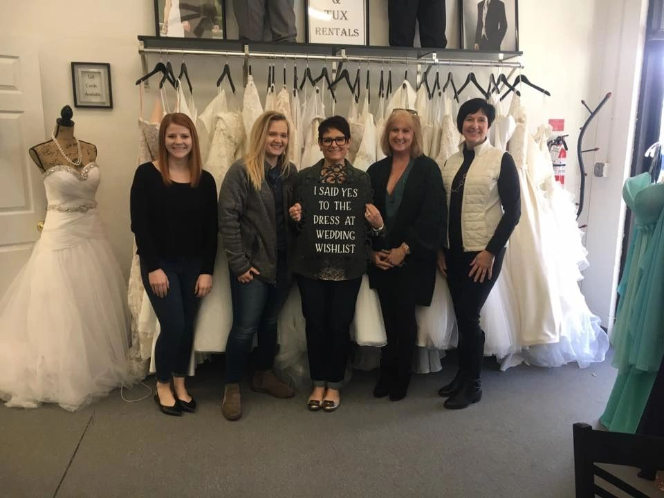 Wedding Wishlist - Bridal Shop, Bridal Boutique, Wedding Shop
