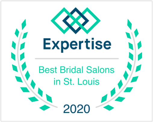 Picked As One Of The Best Bridal Salons In St. Louis!