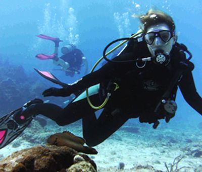 Scuba Diving Sioux Falls