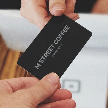 M Street Coffee Gift Card