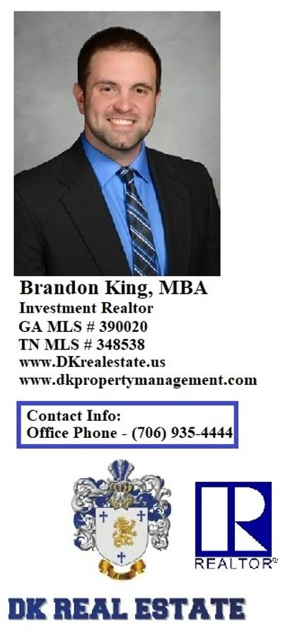 Real Estate Investment Realtor Chattanooga