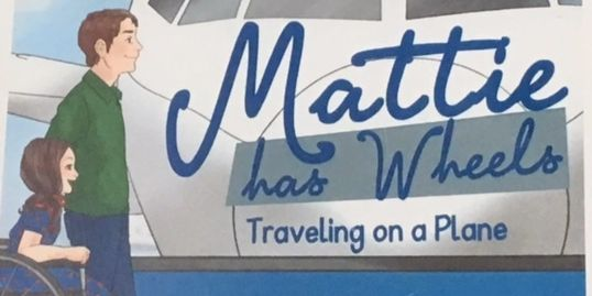 Mattie can travel too.