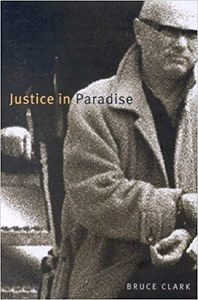 Cover of Justice in Paradise.