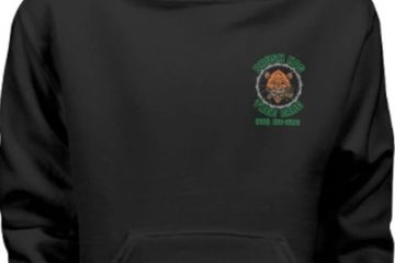 Brush Hog Tree Care Hoodie