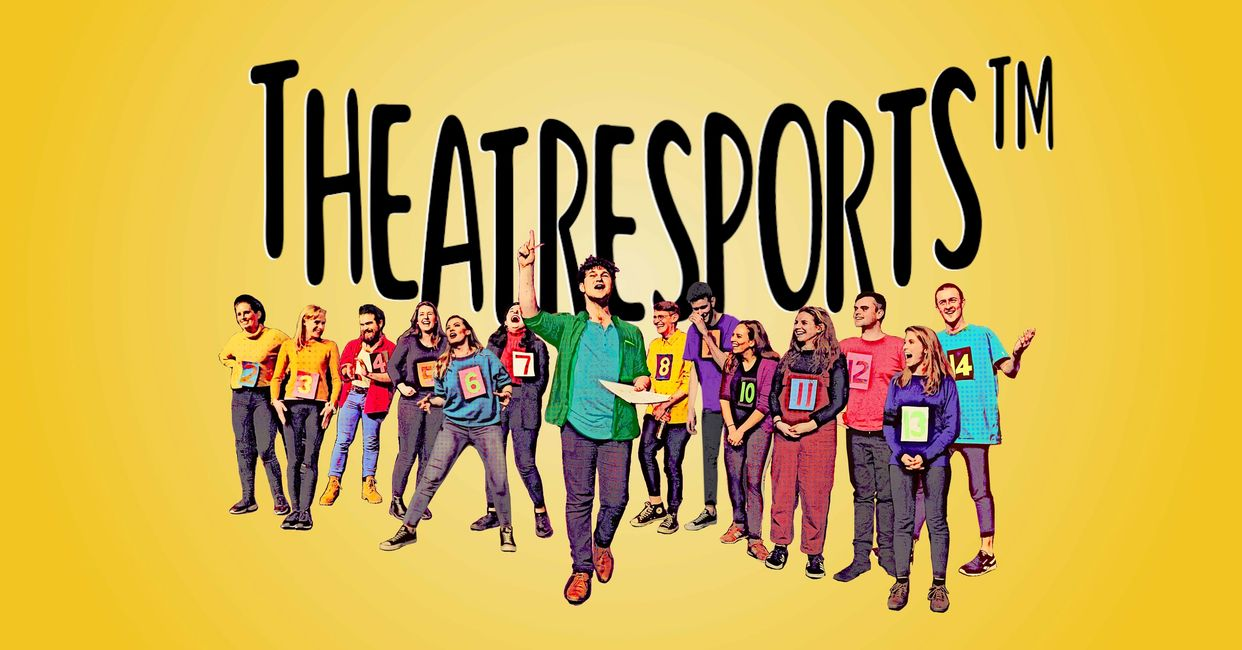 TheatreSports™ as performed by Grand Stretch