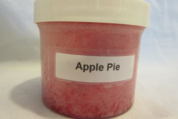 Apple Pie Granulated Wax Melt 4 oz. Jar