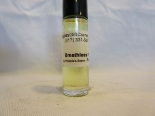 Breathless* type (W) Perfume Oil Roll-on