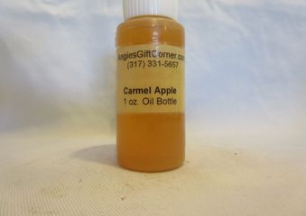 Carmel Apple 1 oz. Bottle