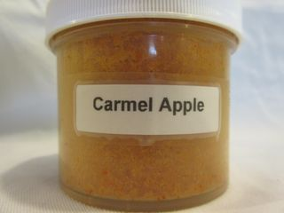 Carmel Apple Granulated Wax Melt 4 oz. Jar