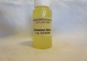 Cinnamon Spice 1 oz. Bottle