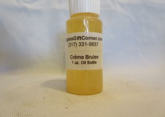 Creme Brulee 1 oz. Bottle