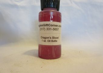 Dragon's Blood 1 oz. Bottle