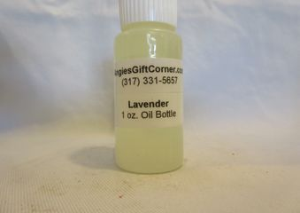 Lavender 1 oz. Bottle
