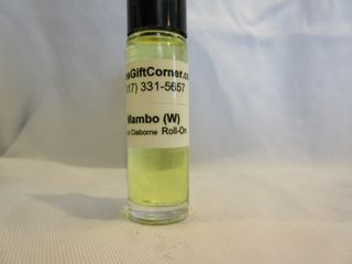 Mambo* type (W) Perfume Oil Roll-on