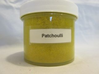 Patchoulli Granulated Wax Melt 4 oz. Jar