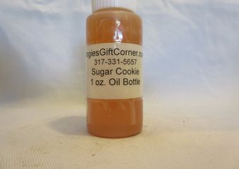 Sugar Cookie 1 oz. Bottle