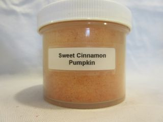 Sweet Cinnamon Pumpkin Granulated Wax Melt 4 oz. Jar