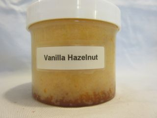 Vanilla Hazelnut Granulated Wax Melt 4 oz. Jar