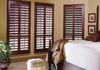 Finish out your bedroom suite with custom Wood Shutters