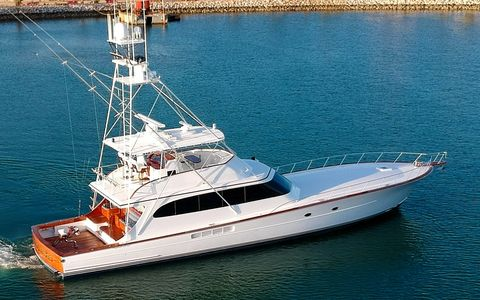 2006 80' Merritt price reduced! Check out this beautiful masterpiece.