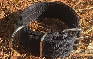 Agitation collar 3-ply