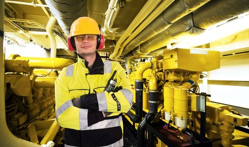 Marine Plant Systems service specialists provide commissioning, troubleshooting and repair support