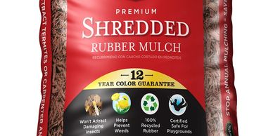 Loose Rubber Mulch