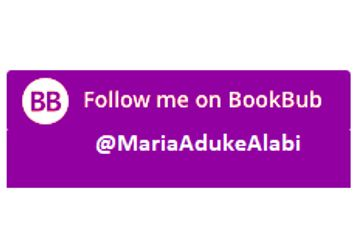 Follow the author Maria Aduke Alabi in her author page in BookBub