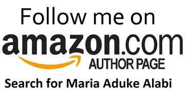 Follow the author page of Maria Aduke Alabi in Amazon