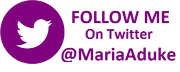 Follow Maria Aduke Alabi in her personal Twitter account.