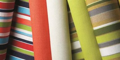 awning fabric selections
