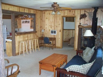 "Air BnB Rental ""Awesome Cabin Near Crater Lake"""