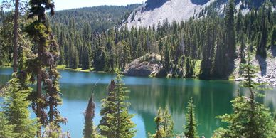 Kayak rental and tours, in the Sky Lakes Wilderness just south of Crater Lake National Park.