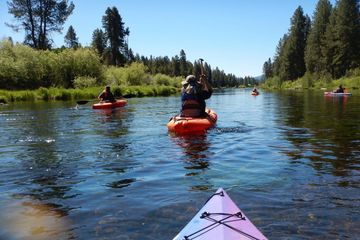 Kayaking is what the Williamson is famous for worldwide!