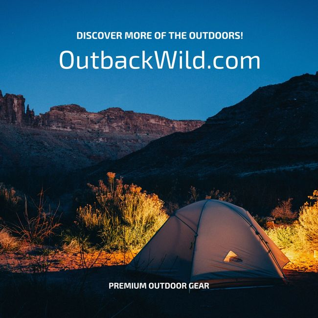Quality outdoor gear for sale online at outbackwild.com. The best outdoor gear.