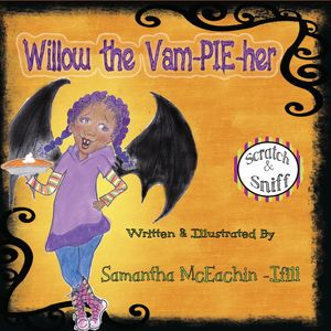 Cover of Willow the Vam-PIE-her book