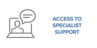 Access to Specialist Support