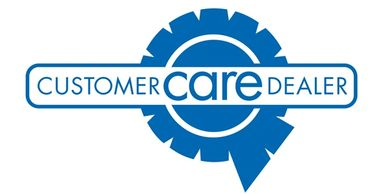 Proud member of the Customer Care Dealer Program.