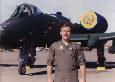 Click LtCol Dingle's picture to view his testimony to Congress
