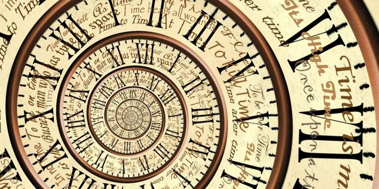Time; Gods calendar, seasons, constellations, lunar cycle