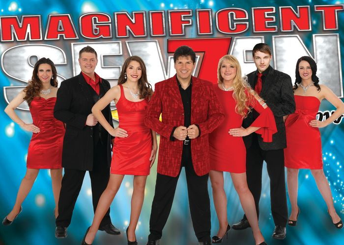Magnificent 7 entertainers. Singing dancing, acting - Branson, MO show award winning cast. kids free