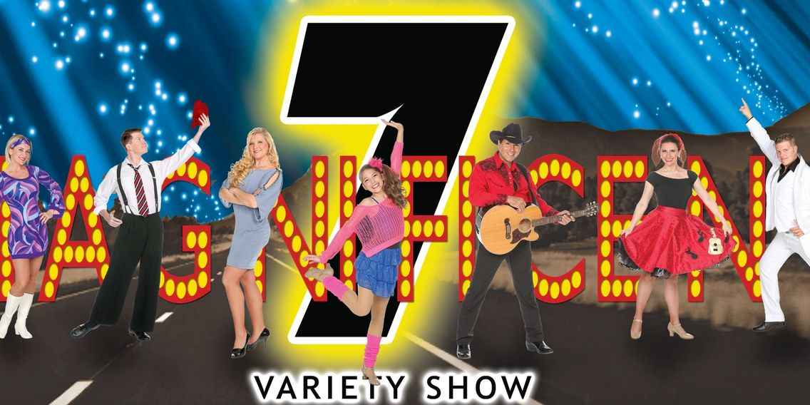 Branson, MO Biggest Variety Show! Seven decades of fun for the whole family