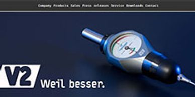 Visit the Tschorn 3D taster homepage for more information on 3D sensors, testers